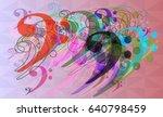 score pattern icon   Shutterstock .eps vector #640798459