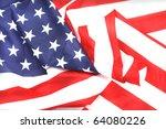 usa flag | Shutterstock . vector #64080226