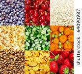 food backgrounds | Shutterstock . vector #64090987