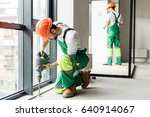 Busy Constructors Doing Their...
