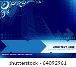 abstract background | Shutterstock .eps vector #64092961