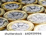 New Uk One Pound Sterling Coins ...