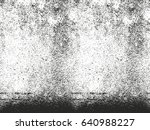 distressed overlay texture of... | Shutterstock .eps vector #640988227