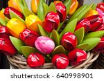 Wooden Tulips   Souvenirs In...