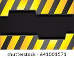 under construction design... | Shutterstock . vector #641001571