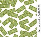 money | Shutterstock .eps vector #64103203