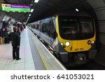 london  uk   may 3  2017  a... | Shutterstock . vector #641053021