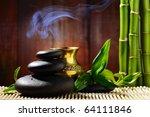 spa concept | Shutterstock . vector #64111846