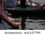 varanasi  india   03 15 2014 ...   Shutterstock . vector #641157799