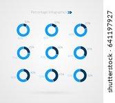 10 15 20 25 30 35 40 45 50 55... | Shutterstock .eps vector #641197927