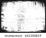 grunge frame.grunge background... | Shutterstock .eps vector #641200819
