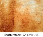 Grunge Rusted Metal Texture ...