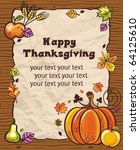 Thanksgiving Theme  Beautiful...