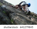 Small photo of Climbing in adherence, foot use is of paramount importance (1)