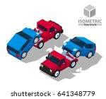evacuation  evacuation auto  ... | Shutterstock .eps vector #641348779