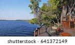 okavango delta in botswana | Shutterstock . vector #641372149