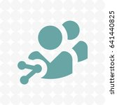 man vector icon | Shutterstock .eps vector #641440825