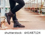 Men Fashion In Leather Boots ...