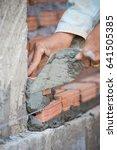 industrial bricklayer