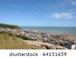 View Over Hastings From West...