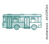 tram transport isolated icon   Shutterstock .eps vector #641539261
