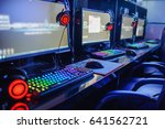 games computer on line in... | Shutterstock . vector #641562721