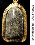 thai amulet  buddha images | Shutterstock . vector #641573521