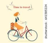 illustration of a vintage style ...   Shutterstock .eps vector #641585224