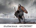 Medieval Scandinavian Warrior...