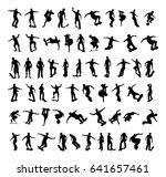 a big set of high quality... | Shutterstock . vector #641657461
