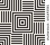 Stylish Lines Maze Lattice....