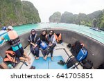 krabi  thailand   april 28 ... | Shutterstock . vector #641705851