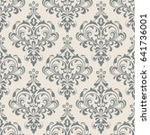 wallpaper in the style of... | Shutterstock . vector #641736001