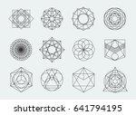 Sacred Geometry Symbols...