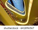frankfurt germany may 08... | Shutterstock . vector #641896567