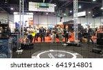 las vegas  usa   circa 2017 ... | Shutterstock . vector #641914801