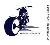 The Dark Blue Logo Of Sweden...