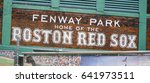 Fenway Park Boston   Home Of...