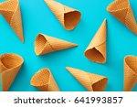 Ice Cream Cones Pattern....