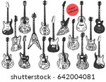 hand drawing electric  ...   Shutterstock .eps vector #642004081