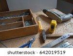 Some Carpenter's Tools. Workin...