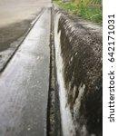 footpath texture detail of... | Shutterstock . vector #642171031
