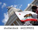 sacramento  california  usa  ... | Shutterstock . vector #642199051