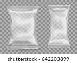 polypropylene package on... | Shutterstock .eps vector #642203899