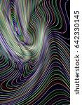 abstract rainbow geometric