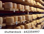Cheese Factory Production...