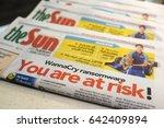 penang  malaysia   may 16 ... | Shutterstock . vector #642409894