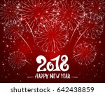Lettering Happy New Year 2018...
