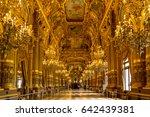 paris  france  march 31 2017 ...   Shutterstock . vector #642439381