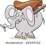 humorous illustration of... | Shutterstock . vector #64244152